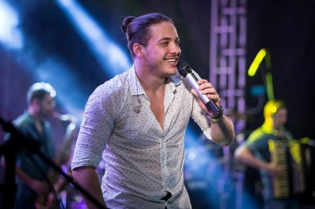 Show beneficente em Recife tem Wesley Safadão