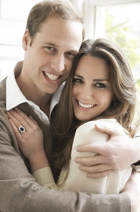 Engagement of Prince William and Catherine Middleton