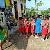 JAYA PURA : Ceriakan Anak PAUD Di Perbatasan RI-PNG, Dilakukan Satgas Yonif MR 413 Kostrad