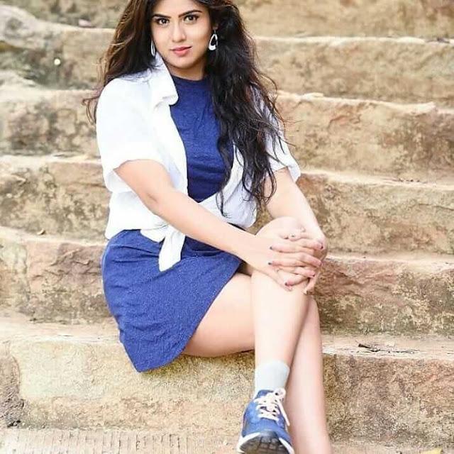 Chaithra Kotoor 5