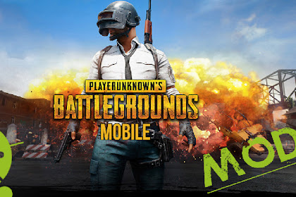 Free Download Games Android Player Uknown Battlegrounds PUBG MOD Apk