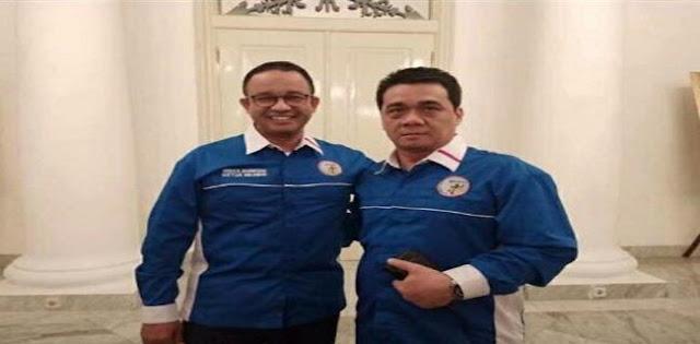 Wakil Gubernur DKI Berinisial ARP, Ahmad Riza Patria?