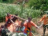 Tiga Hari Pencarian, Korban Hanyut Di Sungai Lusi Akhirnya Diketemukan Dalam Kondisi Meninggal