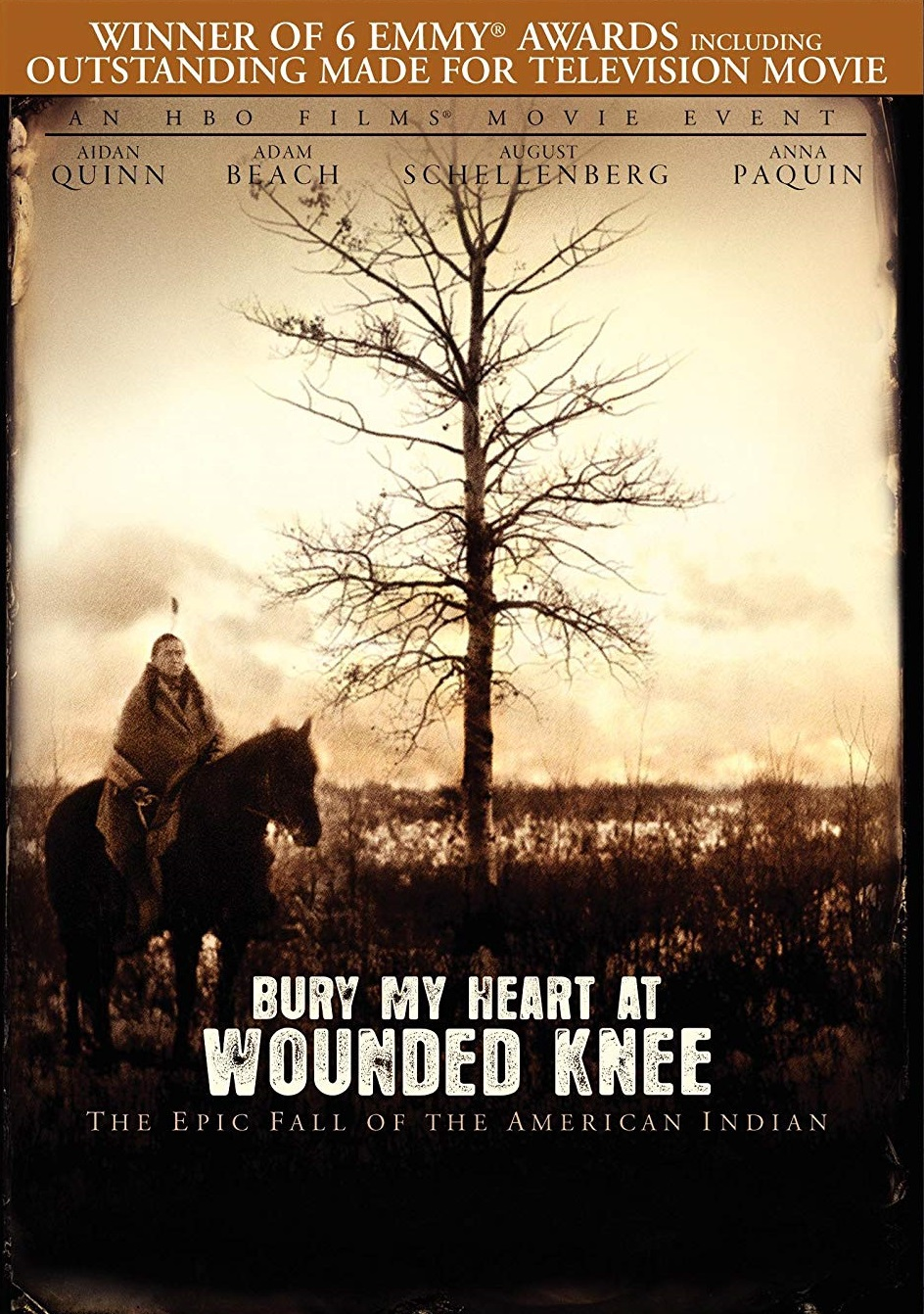 Bury My Heart At Wounded Knee [2007] [DVD9] [NTSC] [Latino]