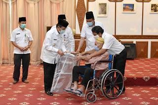 HKSN, FACHRORI AJAK SEMUA KOMPONEN MASYARAKAT  GOTONG ROYONG HADAPI COVID-19