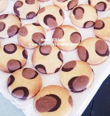 biscuit léopard بسكويت النمر
