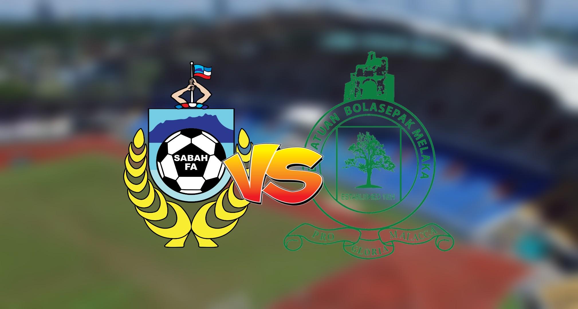 Live Streaming Sabah FA vs Melaka United Liga Super 27.9.2020