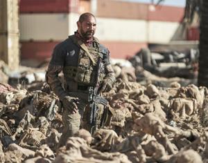 Dave Bautista en army of the dead