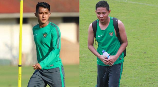Klub Luar Negeri Serius Minati Febri Hariyadi dan Evan Dimas