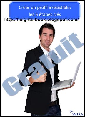 Télécharger Livre Gratuit Créer un profil irrésistible pdf