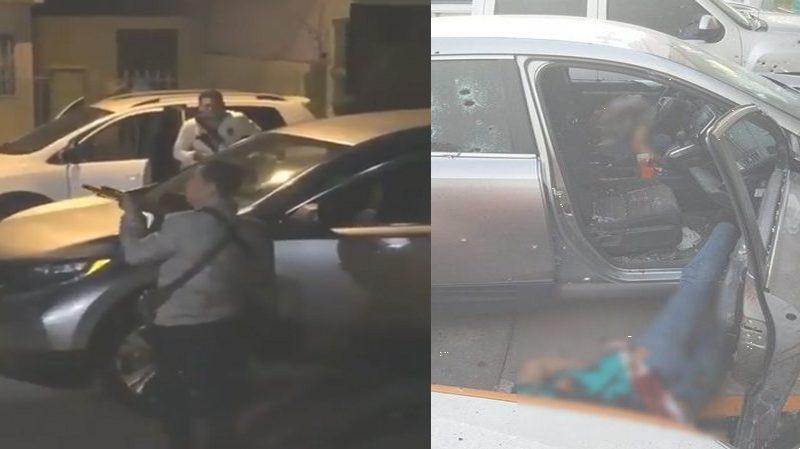 Vídeo, así lanzaban ráfagas al cielo en una peda Sicarios del Cartel de Sinaloa una noche antes de ser ejecutados por el CJNG en Culiacán, Sinaloa