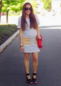 2d9b023cd54 Μπορείς να την φορέσεις διπλώνοντας τα μπατζάκια της και φορώντας δετά  παπούτσια, ενώ στο πάνω μέρος μπορείς να φορέσεις ένα ανοιχτό πουκάμισο ή  ανοιξιάτικο ...