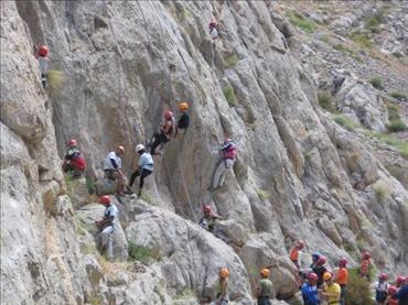 yüksek tırmanışlar tırmanışların yüksegi