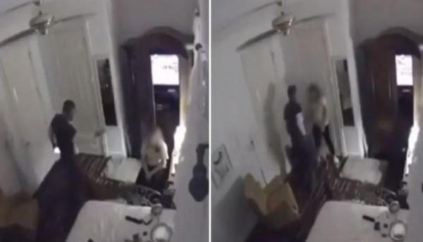 فتاة تزرع كاميرات مراقبة في منزلها لتُظهر للشرطة إساءة معاملة والدها لها