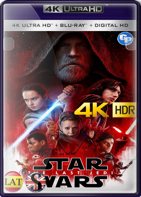Star Wars: Los Ultimos Jedi (2017) 4K HDR LATINO/INGLES