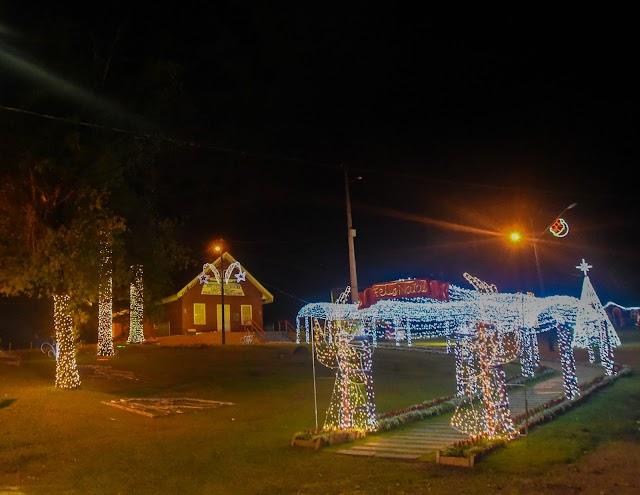 Parque do Noel abre para visitação a partir desta quarta-feira, 18