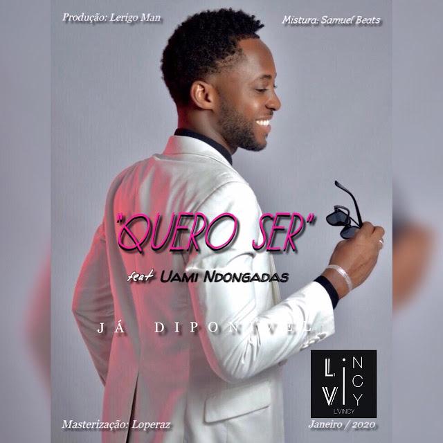 L'Vincy Feat. Uami Ndongadas - Quero Ser (Trap Funk) [Download]