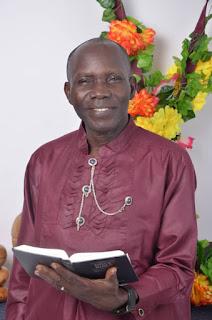 Prophet Oluwole Alo