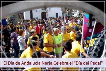 Podrá participar en la celebracion de la XXVIII edicción del Día del Pedal