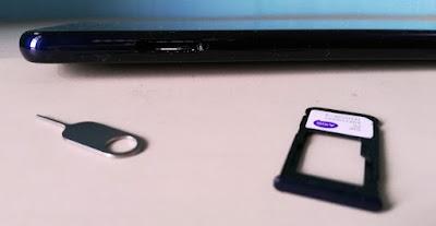 SIM Tray Nokia 5.1 Plus (Endah/Teknogav.com)