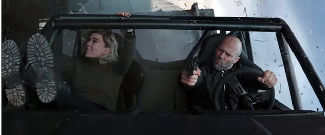 Sinopsis Film Fast & Furious Presents: Hobbs & Shaw (2019)