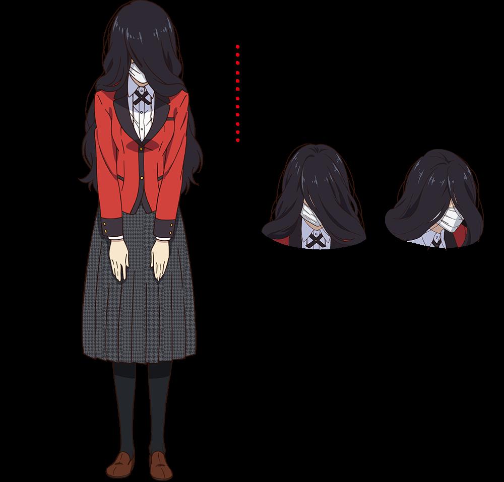 render Warakubami Sumika (Kakegurui)