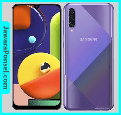 harga dan spesifikasi Samsung galaxy A50s