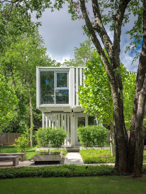 Award-Winning Shipping Container Homes, Oklahoma City 5