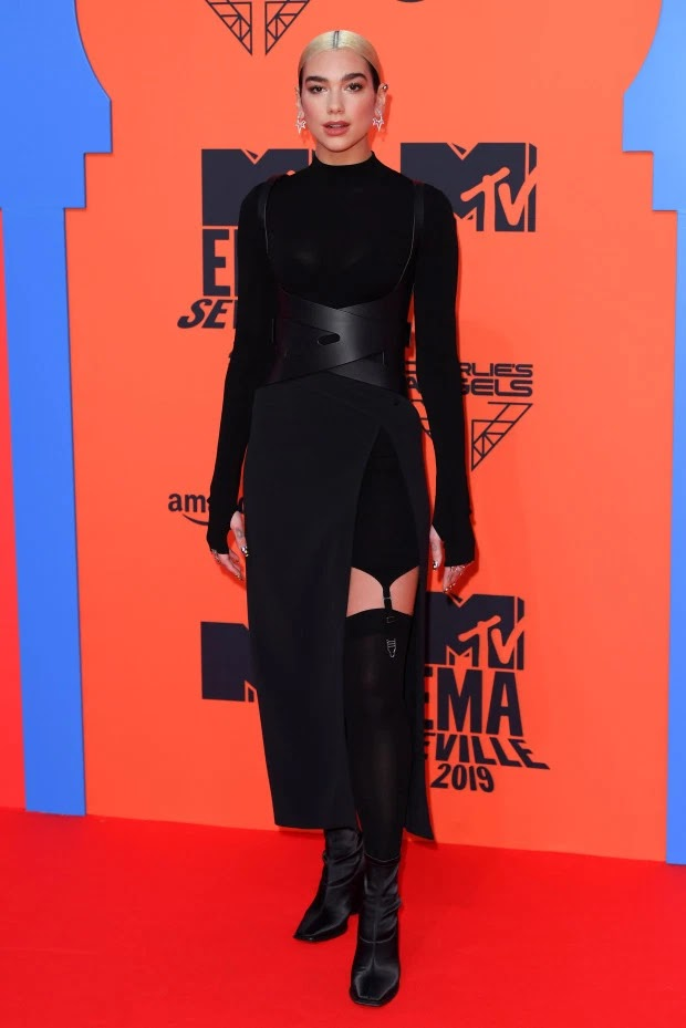 Top 10 Best Looks From MTV EMA 2019