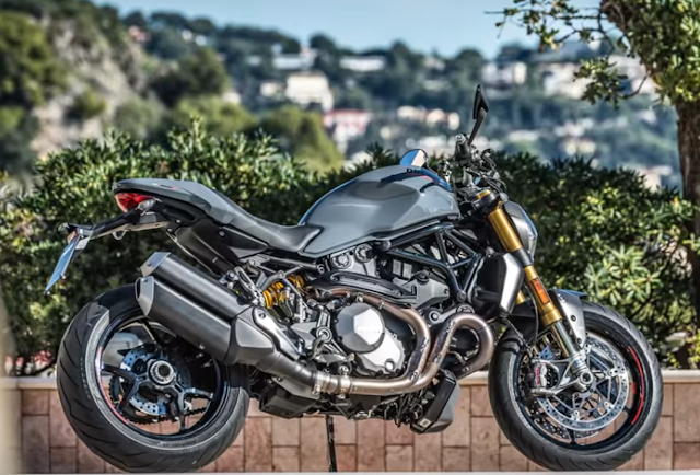 2017 Ducati Monster 1200 Price