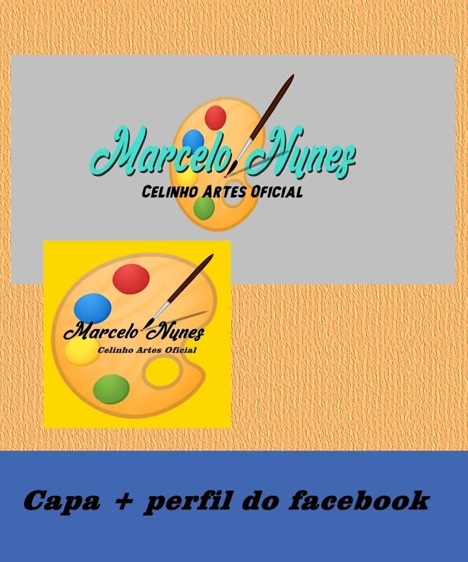 CAPA NOVA NO FACEBOOK/CELINHO ARTES