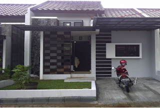 Biaya + Harga rumah minimalis type 45