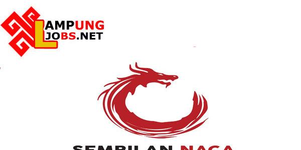 Lowongan Kerja Lampung Terbaru di CV. Sembilan Naga 2021