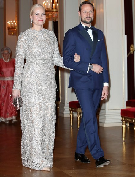 Crown Prince Haakon, Crown Princess Mette Marit