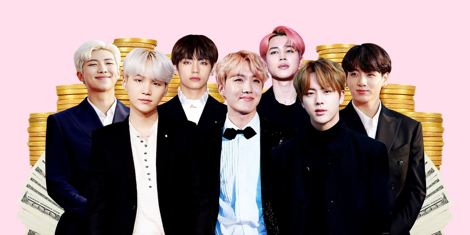 The Top Richest K-Pop Boy Bands 2020: BTS #1