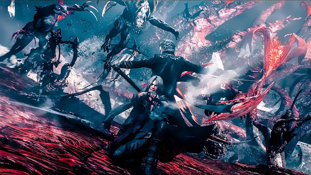 devil may cry 5 characters