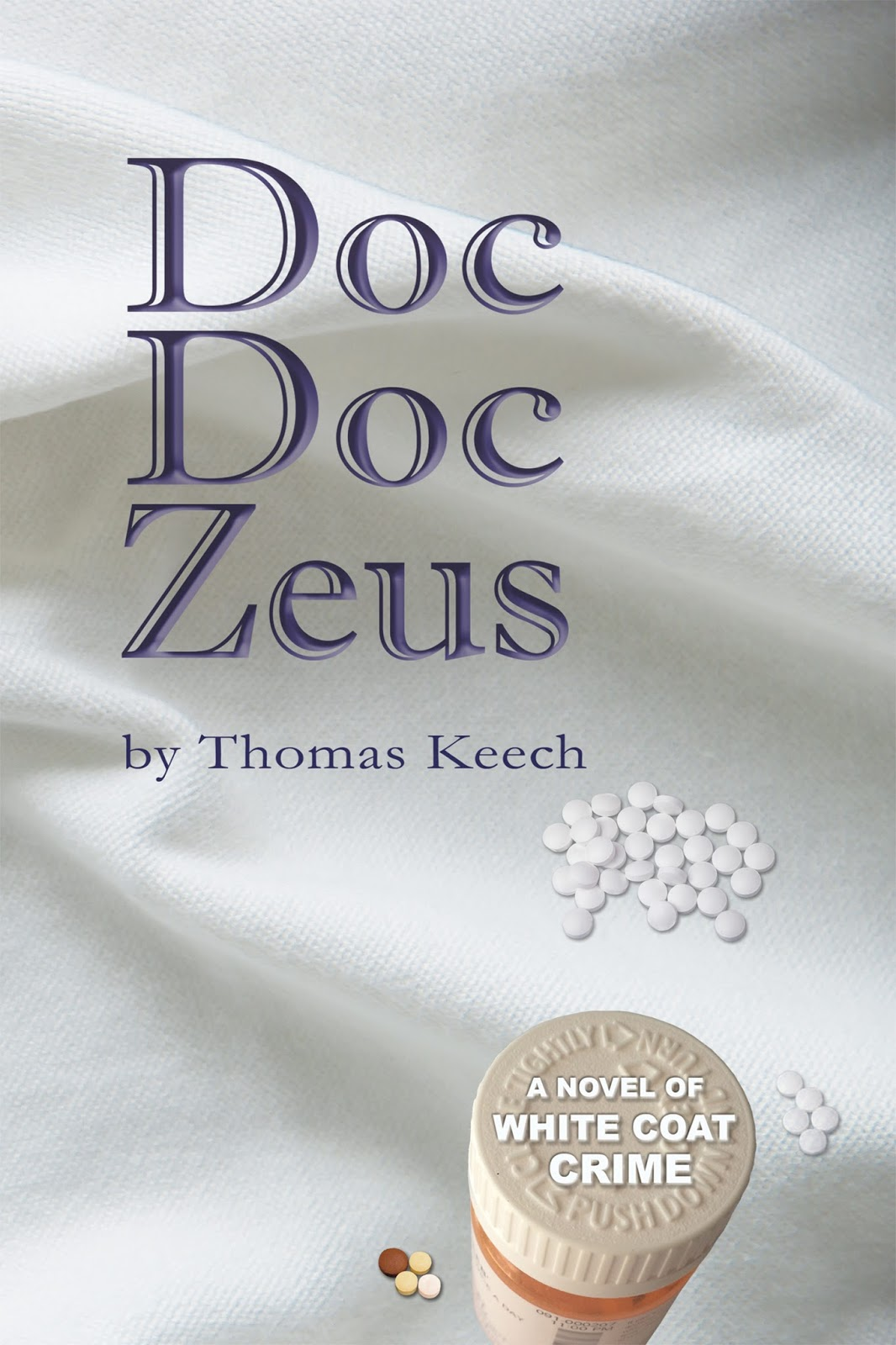 BLOG TOUR & REVIEW: Doc Doc Zeus by Thomas Keech