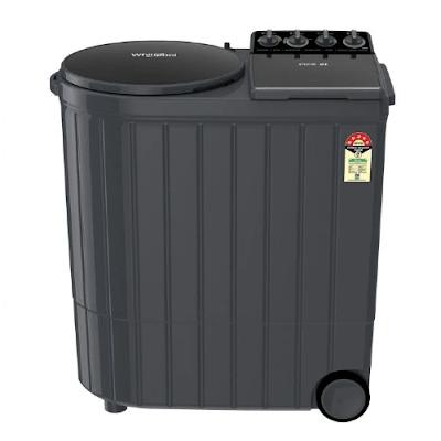 Whirlpool 10.5 kg 5 Star Semi-Automatic Top Loading Washing Machine