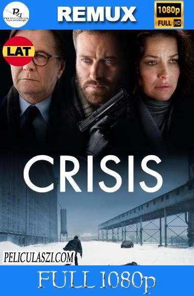 Crisis (2021) Full HD REMUX 1080p Dual-Latino VIP