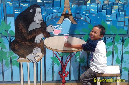 foto watu gajah park semarang