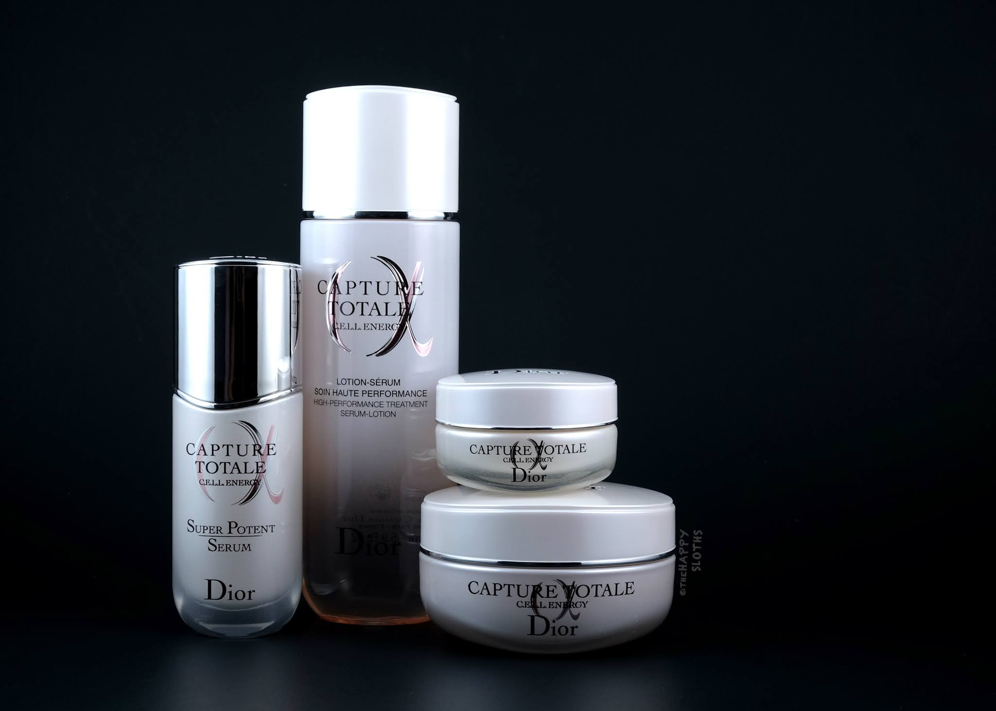 Dior | Capture Totale Skincare Collection: Review