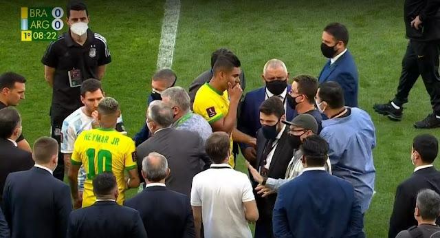 CBF usou nome de Ciro Nogueira para pressionar Anvisa a liberar Brasil x Argentina