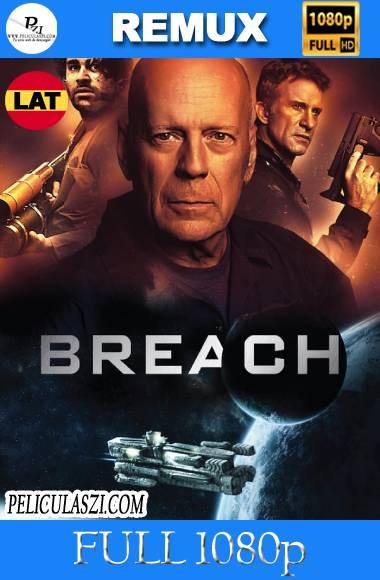Breach (2020) Full HD REMUX & BRRip 1080p Dual-Latino