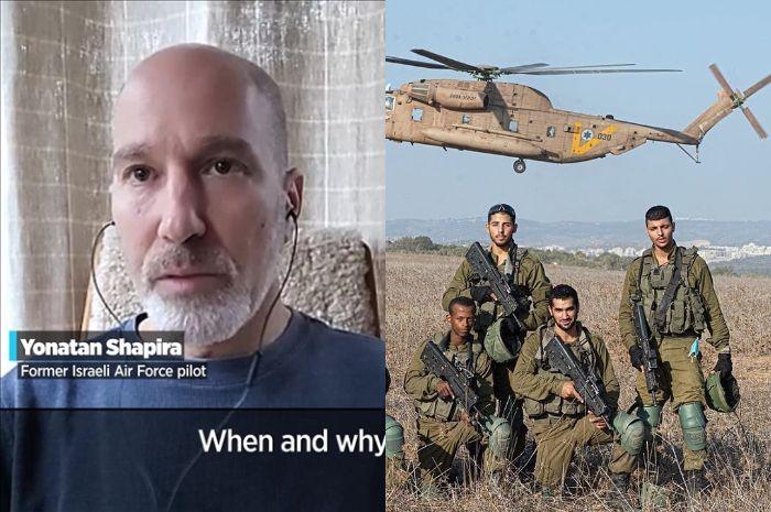 Pilot Tempur 'Taubat' Hingga Bongkar Kekejian Pasukan Israel: Serangan ke Palestina adalah Kejahatan Besar!