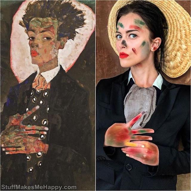 Egon Schiele or the art of death (Egon Schiele)