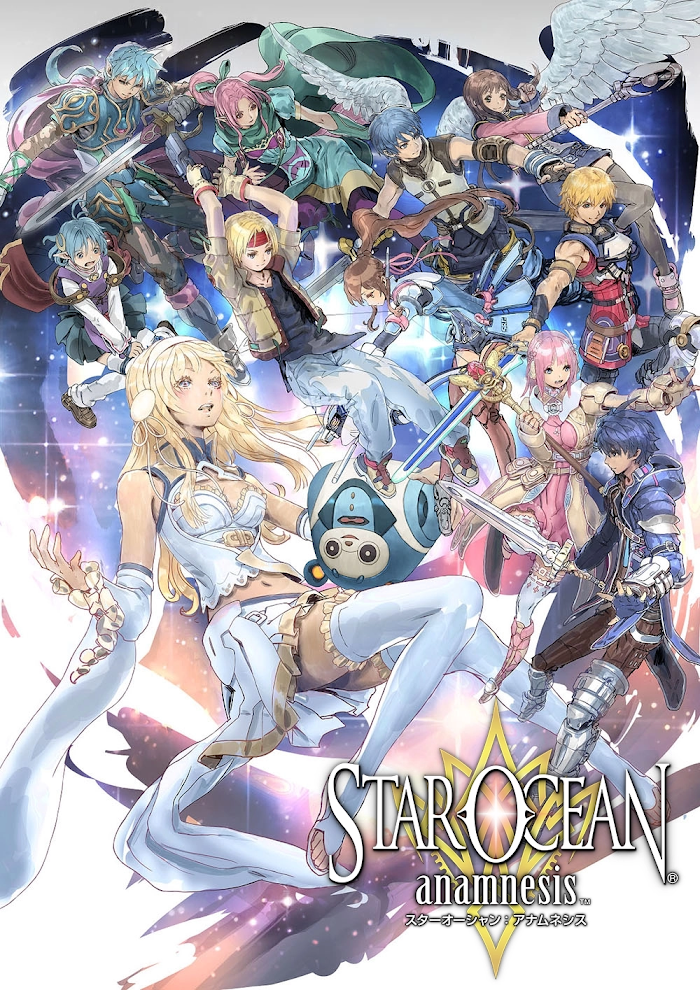 Star Ocean: Anamnesis Global Version Out