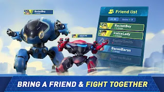 mech aren mod apk unlimited coins and credits