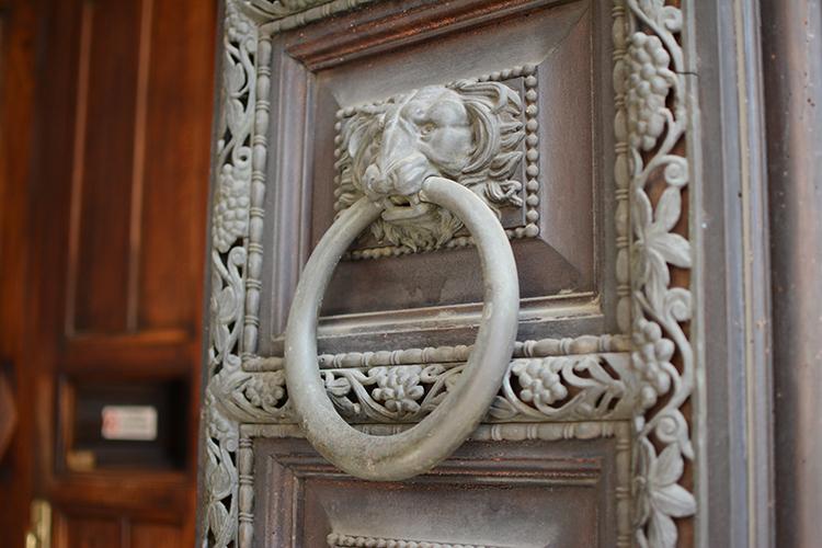 Door; Rome