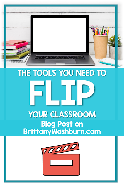 My teaching life before I figured out how to flip my classroom was exhausting! I was giving the same demonstration all week, having to manage classroom behaviors while trying to teach, and running around answering the same questions over and over. Within just one week of starting to use screencasts, I was leaving school with energy to burn and my students were WAY more productive. I felt like I stumbled upon magic.