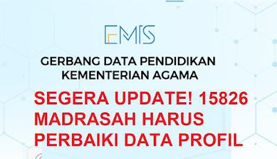 pERBAIKI DATA PROLIF MELALUI EMIS 4.0